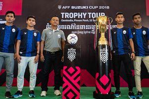 AFF Cup 2018: Những 'đối thủ' của ông Park Hang-seo