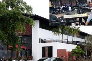 Quảng Ngãi: 'Bất lực' đóng cửa quán cà phê trái phép ở Bảo tàng?