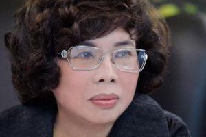 Bà Thái Hương gửi thư chia sẻ về sữa học đường
