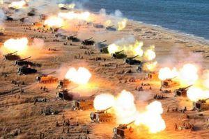 Cơn ác mộng đến từ quân đội lợi hại của Triều Tiên