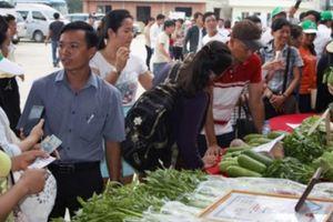 Mỗi đêm, Đồng Nai đưa vào chợ đầu mối Dầu Giây 300-600 tấn nông sản