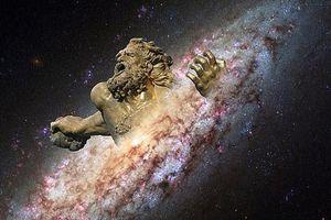 Phát hiện thiên hà ma của 'nữ thần Gaia' tạo ra thế giới