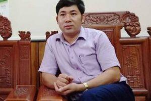 Báo cáo Ủy ban Kiểm tra Tỉnh ủy Thanh Hóa vụ cán bộ huyện 'vòi' 100 triệu đồng