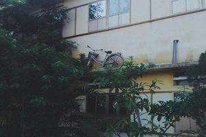 Số phận hẩm hiu của những chiếc xe đạp khi rơi vào tay học sinh