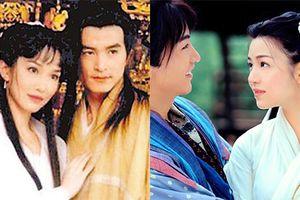 2 cặp diễn viên nên duyên nhờ phim kiếm hiệp Kim Dung