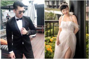 Trương Nam Thành và bạn gái hơn tuổi làm đám cưới ngày 18/11