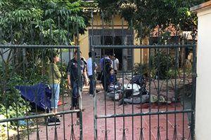 Lạng Sơn: Kinh hoàng thanh niên ngáo đá chém chết xe ôm tại chỗ