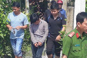 Long An: Hàng trăm cảnh sát truy lùng đối tượng đâm trọng thương tài xế taxi Mai Linh trong đêm