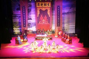 13 địa phương dự Liên hoan Ca trù toàn quốc 2018 tại Hà Tĩnh