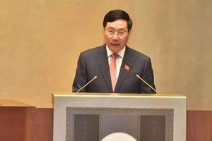 Phó Thủ tướng Phạm Bình Minh: CPTPP sẽ mang lại nhiều lợi ích cho Việt Nam