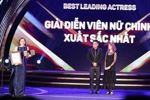 Phương Anh Đào – người Việt Nam thứ hai giành giải 'Nữ diễn viên chính xuất sắc' tại LHP Quốc tế Hà Nội