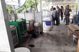Thịt... người trong món ăn chay giúp hé lộ án mạng kinh hoàng ở Bangkok