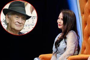 Ca sĩ Hồng Hạnh tiết lộ mối duyên giữa mẹ ruột và nhạc sĩ Phạm Duy