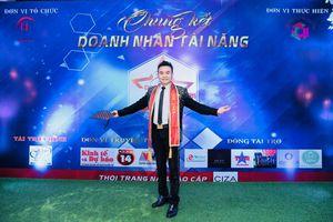 Nam vương Huy Hoàng chính thức trở thành trưởng BTC sân chơi 'Doanh nhân tài năng'