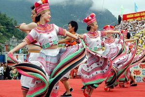 Ngày hội các dân tộc vùng Đông Bắc, tôn vinh giá trị văn hóa truyền thống