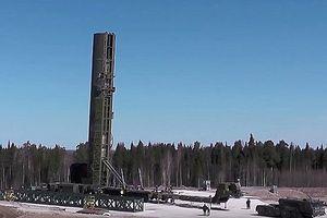 Nga sản xuất hàng loạt siêu tên lửa Sarmat từ năm 2021