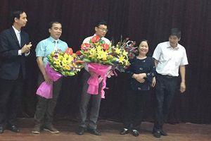 Bổ nhiệm Giám đốc, phó giám đốc Đài PTTH tỉnh Lạng Sơn
