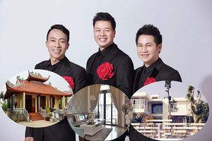'Soi' nhà của 3 'hoàng tử nhạc đỏ' Trọng Tấn, Việt Hoàn, Đăng Dương