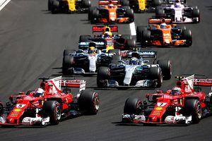 Việt Nam sẽ đăng cai giải đua xe Công thức 1 vào năm 2020