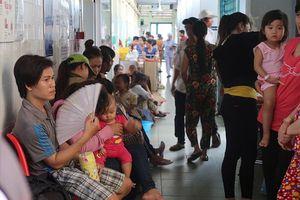 TPHCM: Số ca mắc sởi vẫn tiếp tục tăng