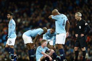 Man City trả giá cực đắt cho chiến thắng trước Fulham