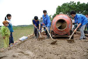11 tác phẩm ảnh đạt giải cuộc thi 'Tuổi trẻ sáng tạo chung sức xây dựng nông thôn mới'