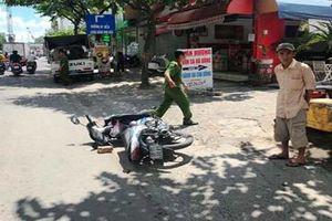 Đâm chết người do va quẹt giao thông ở Sài Gòn