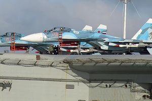Phi công Nga khoe chiến tích đánh chặn 3 máy bay Mỹ - Pháp ở Syria