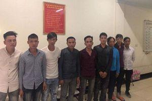 Xử lý nhóm đối tượng táo tợn trấn lột du khách nước ngoài quanh hồ Hoàn Kiếm