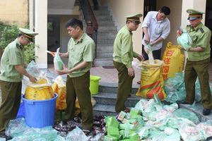 Lạng Sơn: Quyết 'hạ nhiệt' tình trạng nhập lậu thuốc bảo vệ thực vật