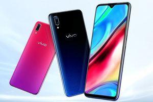 Smartphone tầm trung Vivo Y93 ra mắt với điểm nhấn pin khủng