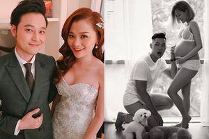 Hôn nhân viên mãn đã là gì, em gái ruột ca sĩ Quang Vinh còn có chồng đã là cơ trưởng lại còn đẹp như tài tử
