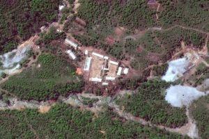 Hàn Quốc phân tích mẫu đất tại bãi thử hạt nhân của Triều Tiên