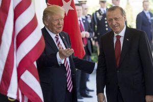 Mỹ và Thổ Nhĩ Kỳ nhất trí 'các bước đi mang tính xây dựng'