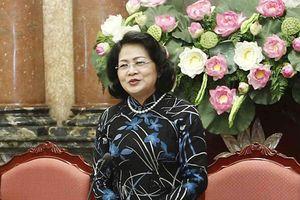 Phó Chủ tịch nước gặp mặt Đoàn đại biểu người có công tỉnh An Giang