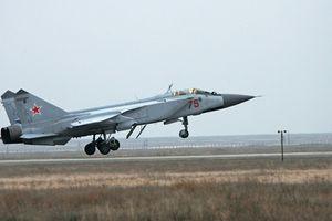 17 máy bay do thám nước ngoài 'lởn vởn' gần biên giới Nga