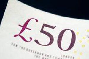 Người dân Anh được đề cử nhân vật in trên tờ tiền 50 bảng mới