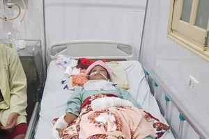 Thông tin về sức khỏe của bé gái 14 tuổi bị hiếp, giết bất thành ở Lai Châu