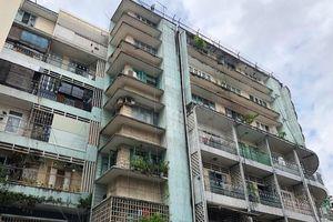 TP.HCM: Lựa chọn nhà đầu tư xây dựng mới 13 chung cư cũ