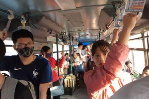 Hà Nội: Bức xúc buýt ngoại thành nghỉ sớm