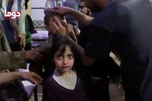 'Phiến quân Syria lại âm mưu dùng vũ khí hóa học,đổ tội chính phủ'