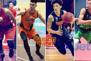 Đội hình Saigon Heat ở ABL 9: VBA All-stars giữa lòng 'Ông 30'