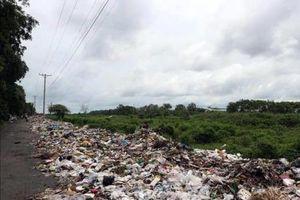 Cà Mau yêu cầu sớm đưa Nhà máy xử lý rác vào hoạt động