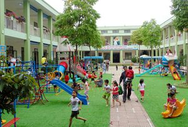 Năm 2018, Hà Nội dự kiến công nhận mới 114 trường chuẩn quốc gia