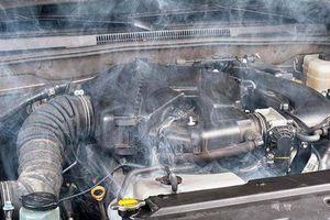 Động cơ ô tô quá nóng, vì sao?
