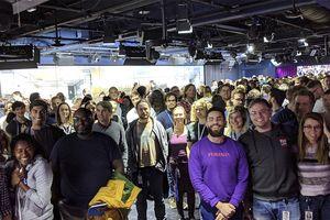 Nhân viên Google xuống đường đình công trên toàn cầu