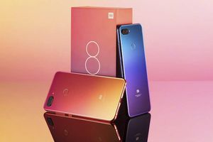Xiaomi ra mắt Mi 8 Lite tại Việt Nam