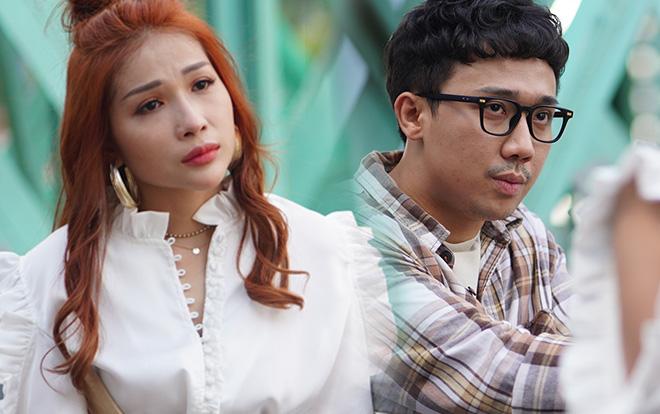 Mặc kệ Hari Won ghen, Khả Như vẫn kết đôi với Trấn Thành trong phim Tết 'Cua lại vợ bầu'