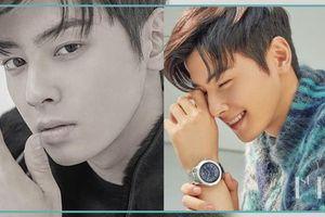 Cha Eun Woo (ASTRO) tiết lộ mẫu người khiến anh ấn tượng sâu sắc