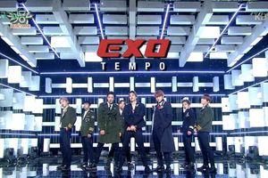 Đẳng cấp EXO: Sân khấu live 'Tempo' vượt 1 triệu lượt xem trong-nháy-mắt
